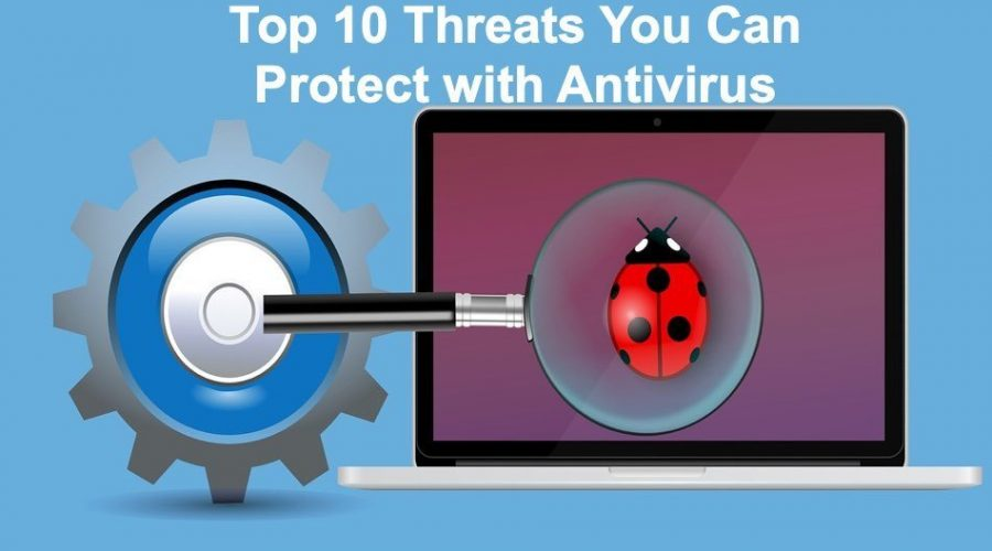 10 Cyber Threats You Can Protect with Antivirus Software