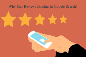 Why Star Reviews Missing in Google Search?