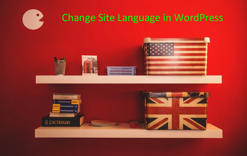 Change Site Language in WordPress