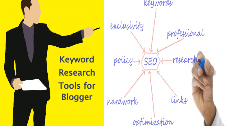 Top 6 Keyword Research Tools for Blogger