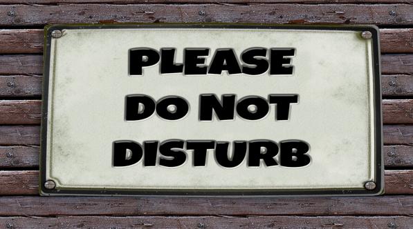 No Interruption