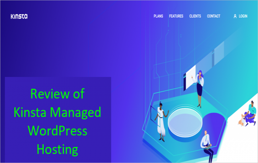 Review of Kinsta Managed WordPress Hosting