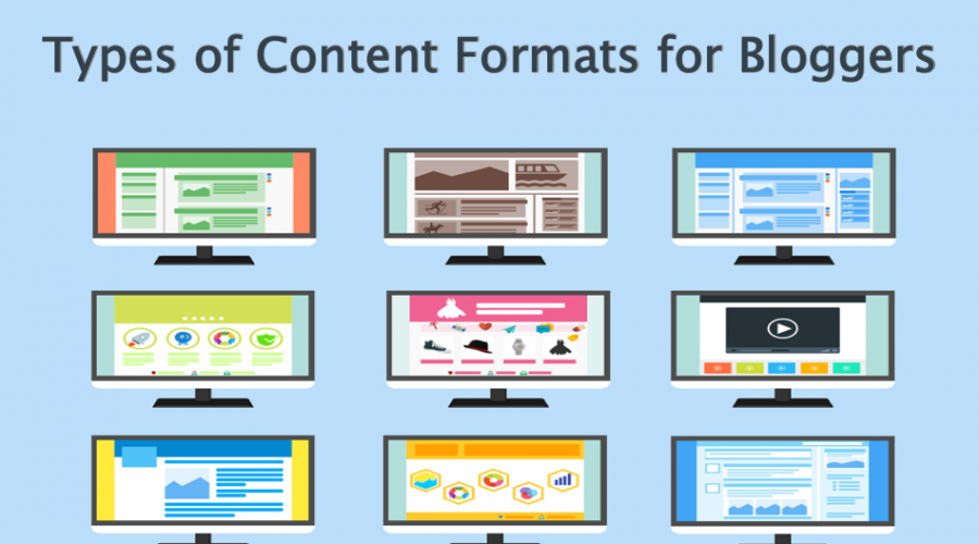 Top 24 Content Formats for Successful Blogging