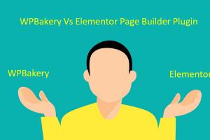WPBakery Vs Elementor Page Builder