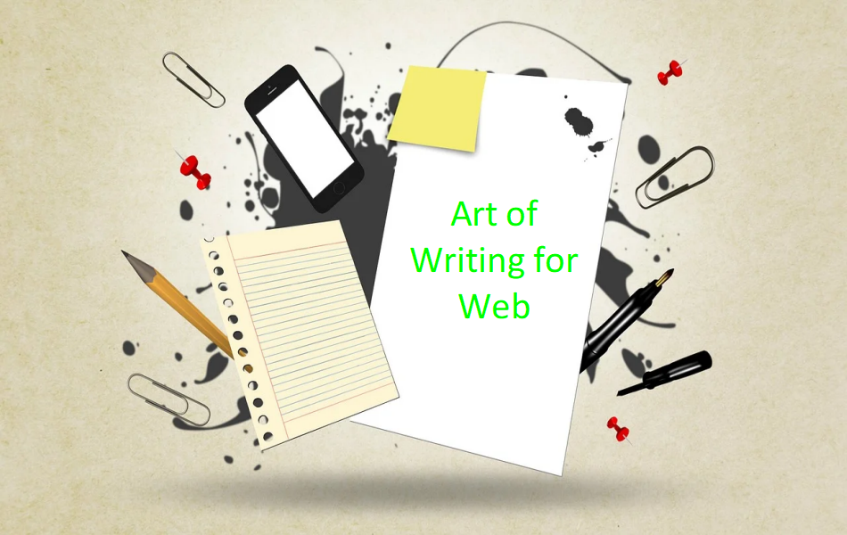 Art of Writing for Web