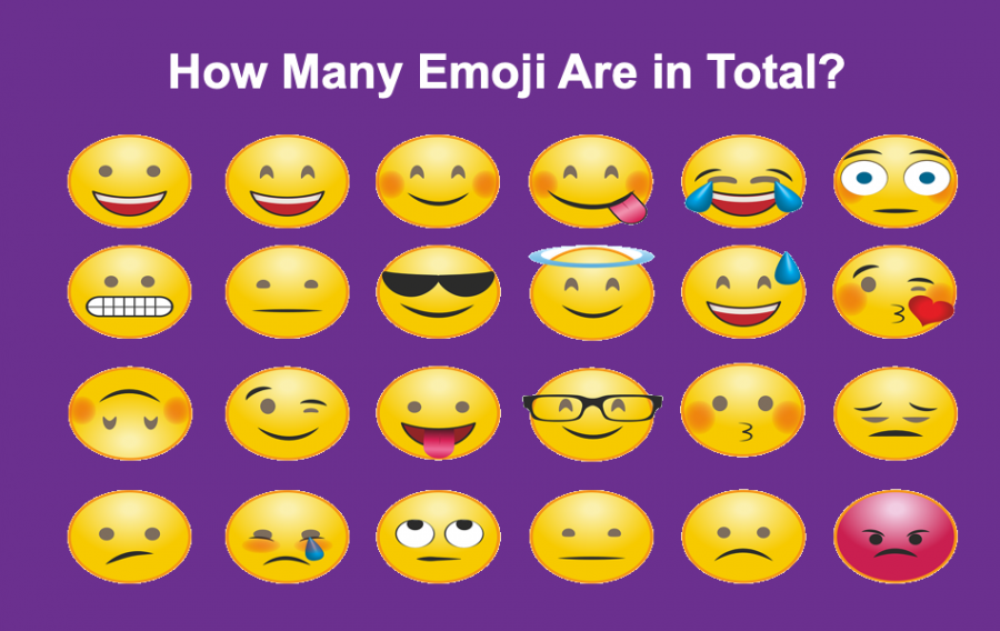 How Many Emoji Are in Total?