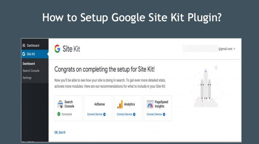 How to Setup Google Site Kit Plugin in WordPress Site?