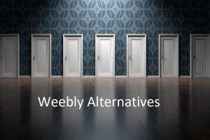 Weebly Alternatives