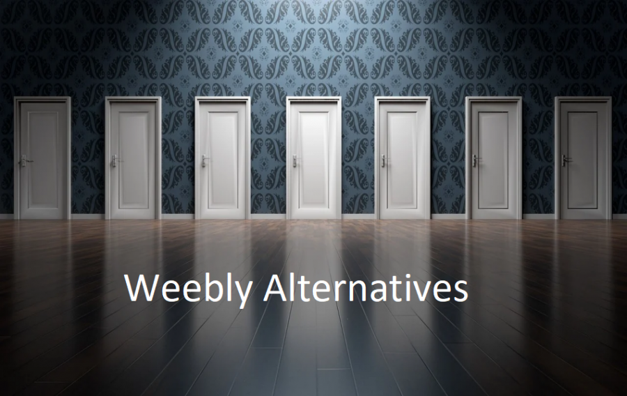 Top 6 Weebly Alternatives for Website Building
