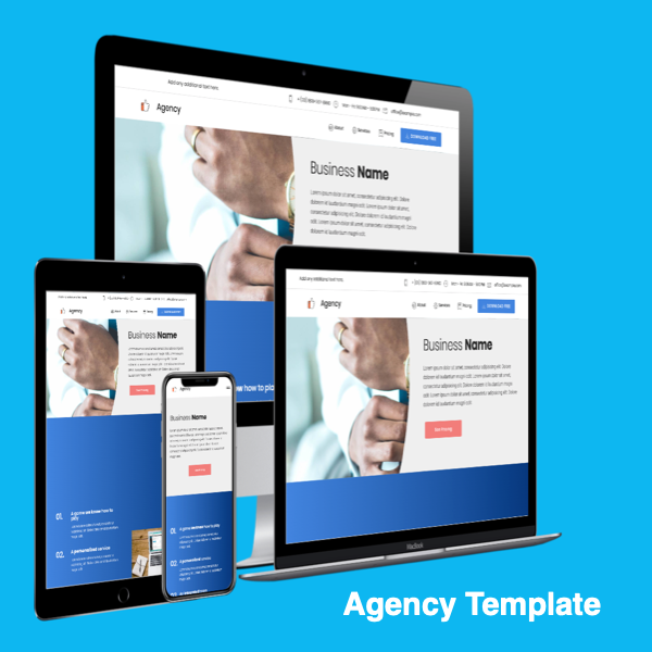 Agency Template