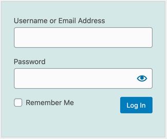 Customize Login Form in WordPress