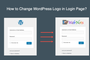 How to Change WordPress Logo in Login Page?
