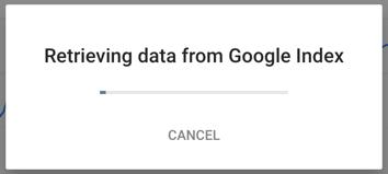 Получение индексированных данных