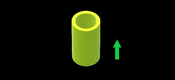 Transparent 3D Image Object