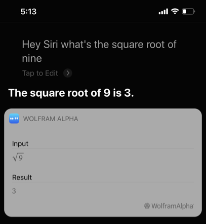 Ask Square Root