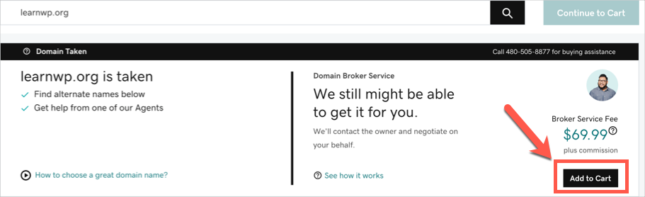 Buy Old Domain From GoDaddy