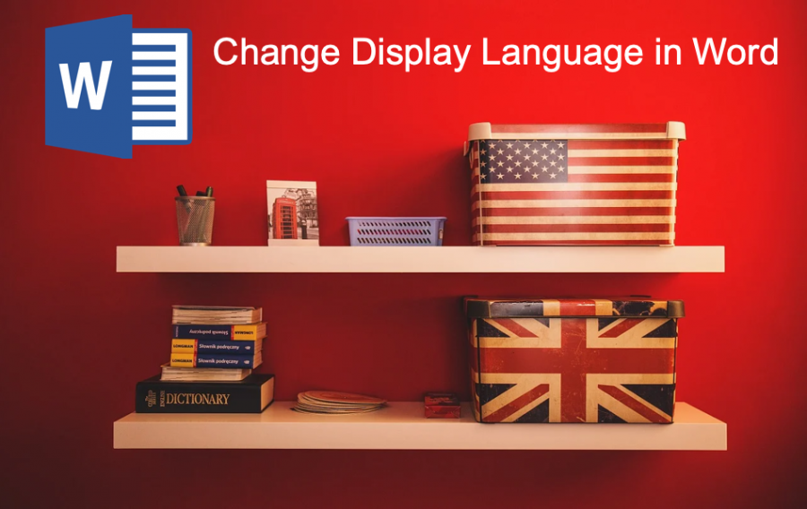How to Change Display Language in Microsoft Office?