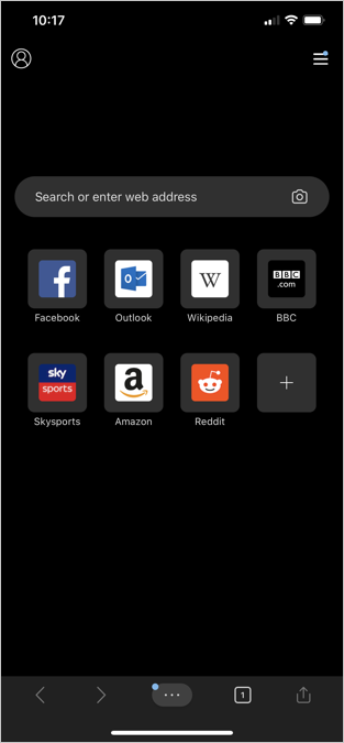 Edge iPhone App