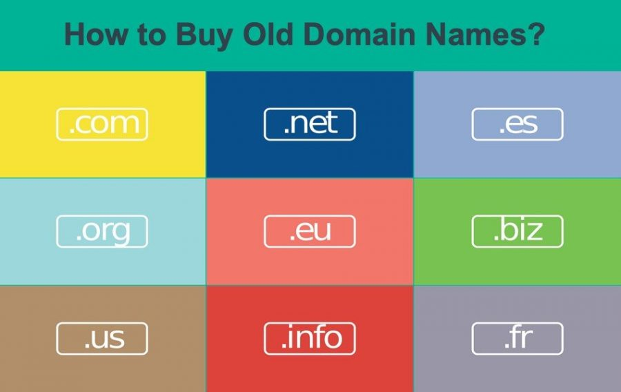 How to Buy Old Domain Names?