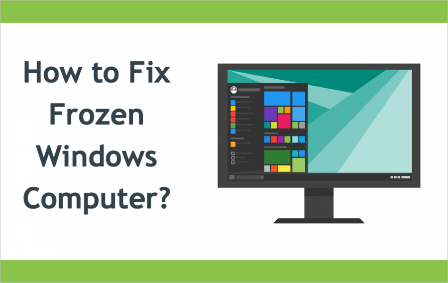 How to Fix Frozen Windows Computer?