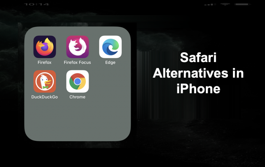 Safari Alternatives in iPhone