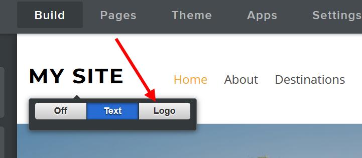 Select Logo Option