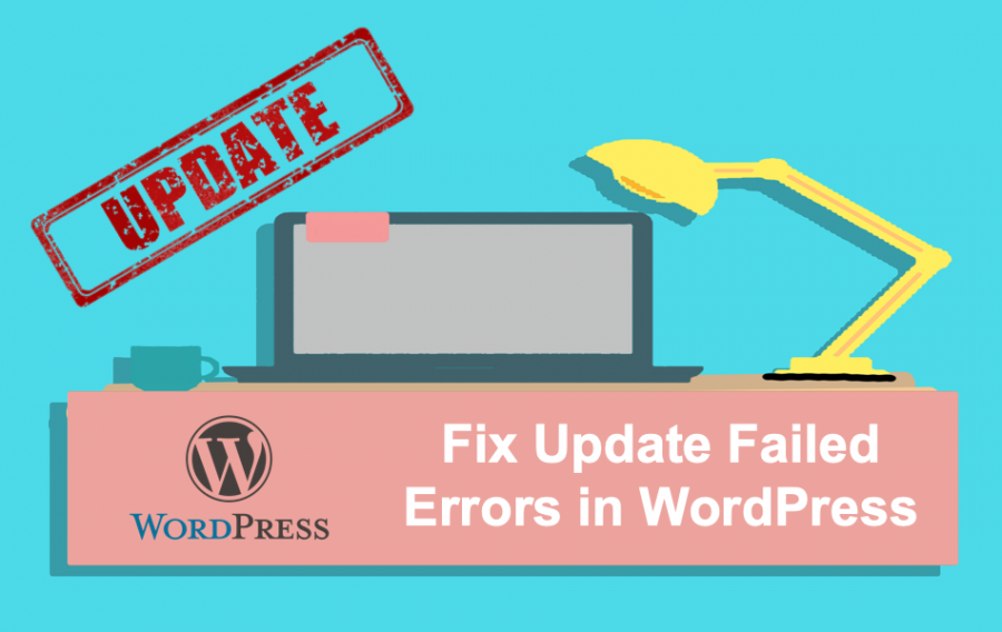 Fix Update Failed Errors in WordPress