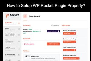 How to Setup WP Rocket Plugin Properly?