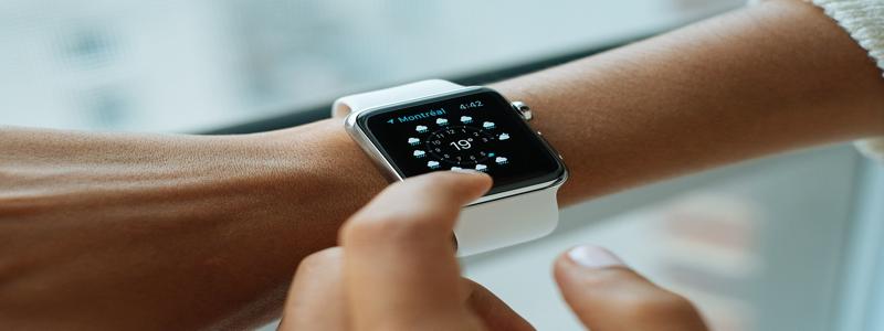 Apple Watch Wearable Tech