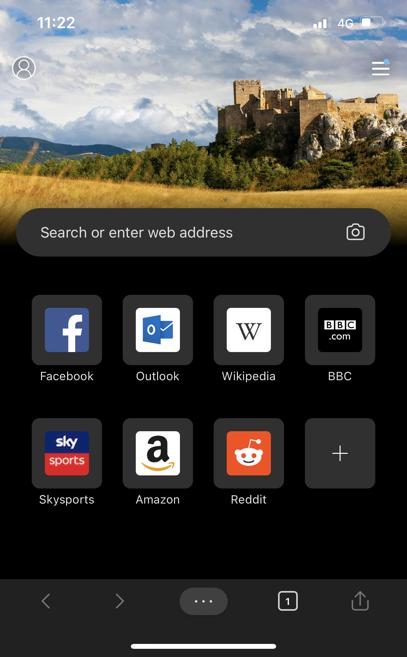 Edge iPhone App