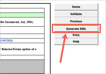 Generate XML