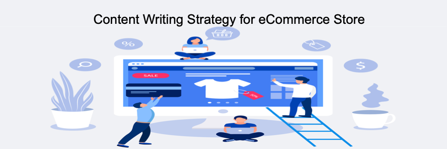 Content Writing for eCommerce Store
