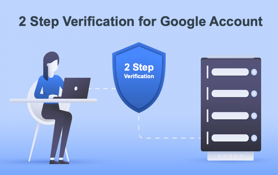 Enable 2 Step Verification for Google Account