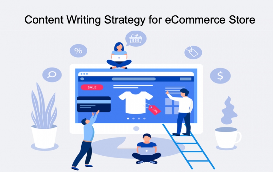 5 Tips to Prepare Content Writing Strategy for eCommerce Store