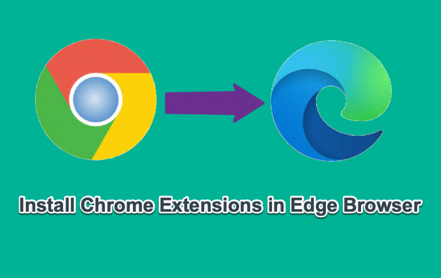 Install Chrome Extensions in Edge Browser