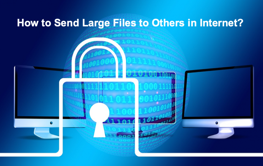 Send Large File to Others