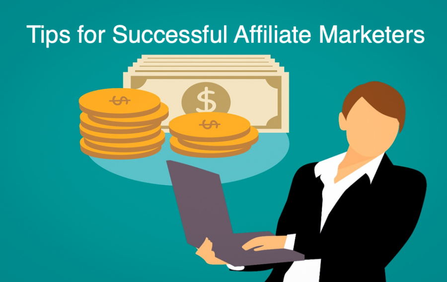 Tips for Successful Affiliate Marketer