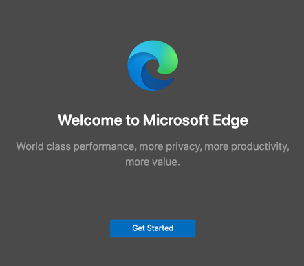Welcome to Edge Page