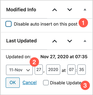Customize Date for Single Post