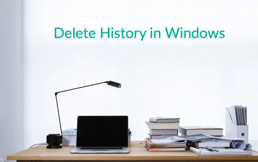 Delete History in Windows