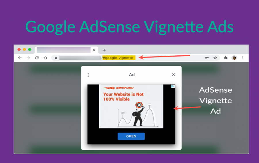 How to Increase AdSense Revenue with Vignette Ads?