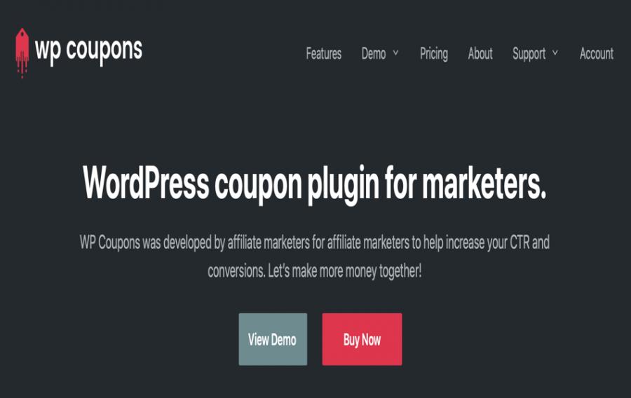 Review of WP Coupons WordPress Plugin
