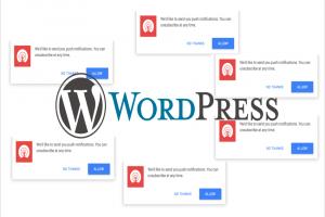 Add Push Notifications in WordPress
