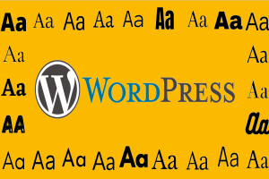 How to Change Font in WordPress Site?