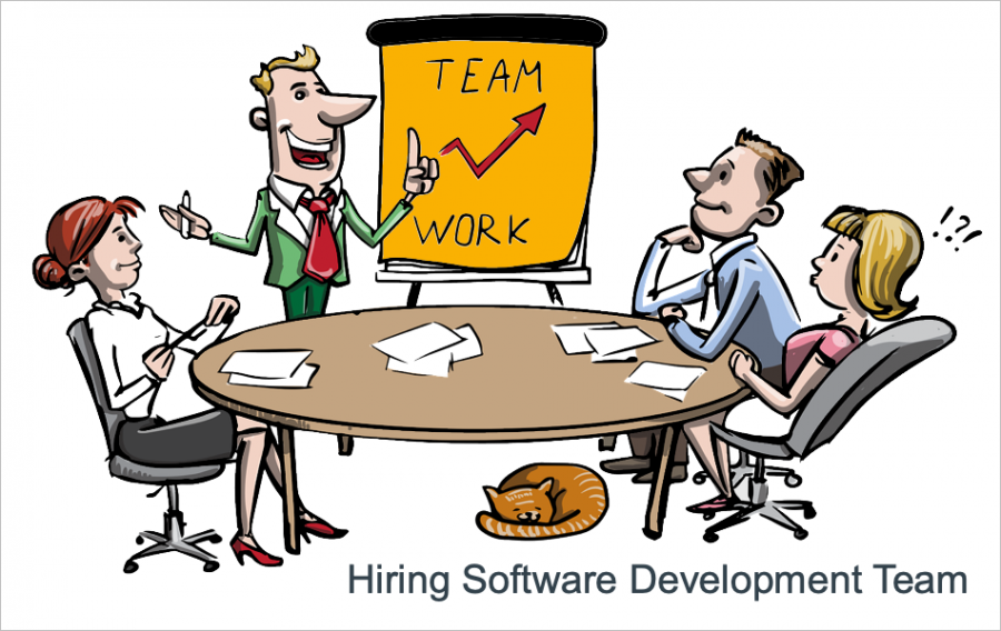 Hiring Software Development Team