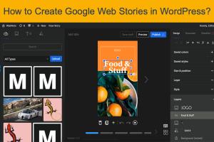 How to Create Google Web Stories in WordPress?