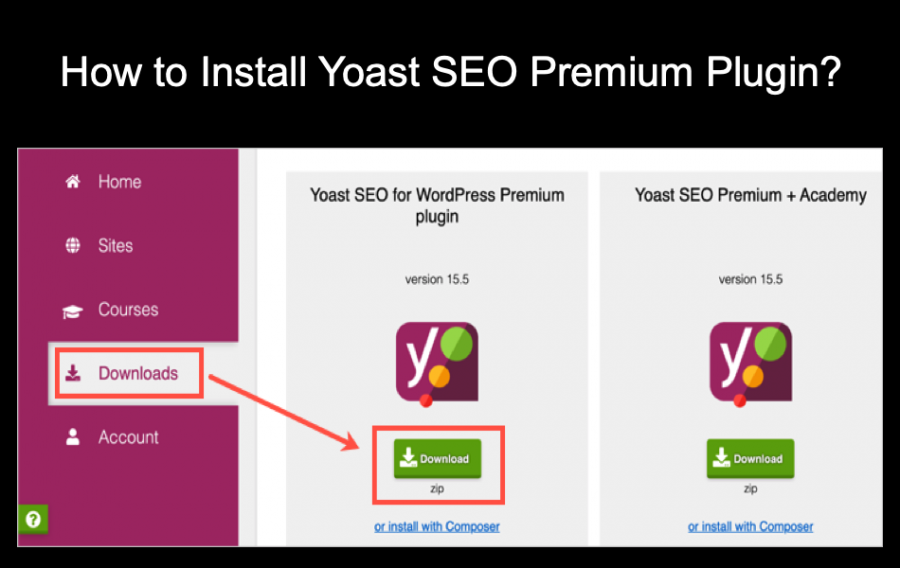 How to Install Yoast SEO Premium Plugin?