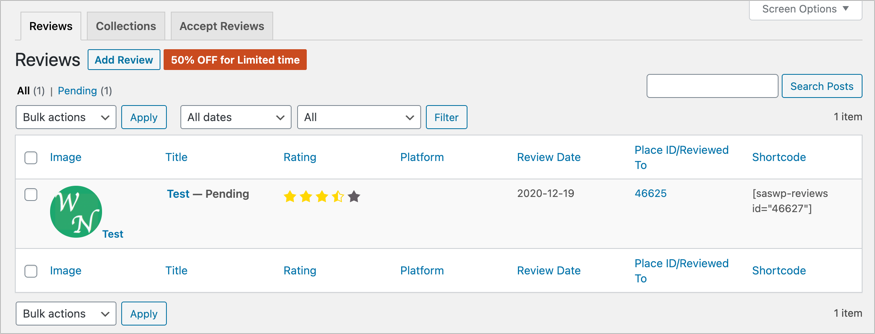 View All Reviews