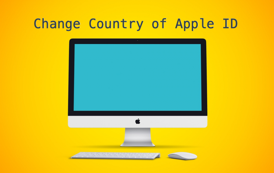 Change Country of Apple ID