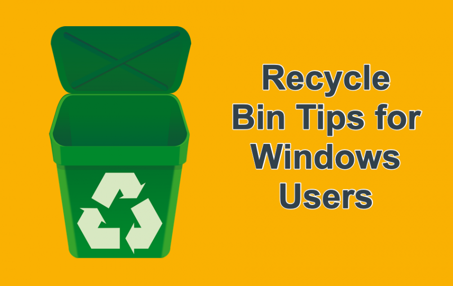 Recycle Bin Tips for Windows Users